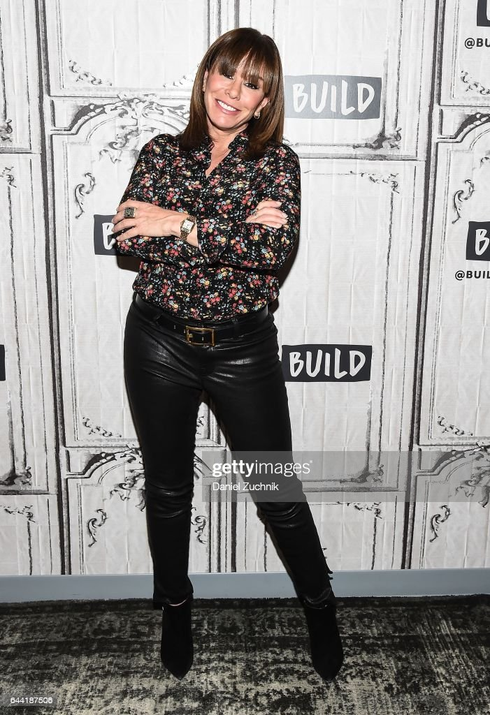 Build Series Presents Melissa Rivers Discussing The 2017 Academy Awards