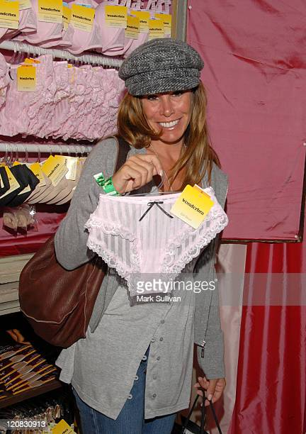 Melissa Rivers during Wonderbra at the Silver Spoon Beauty Buffet Day Two in Beverly Hills California United States