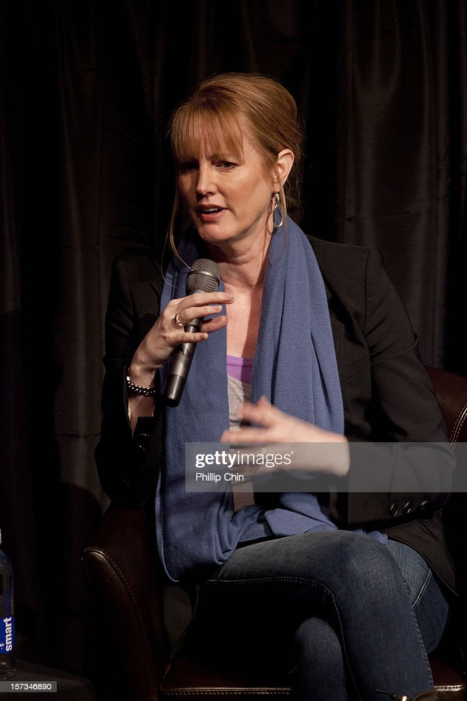 Melissa Rosenberg (Variety's Billon Dollar Screenwriter) at the 12th Annual Whistler Film Festival - In Conversation With Variety's 10 Screenwriters To Watch on December 1, 2012 in Whistler, Canada.
