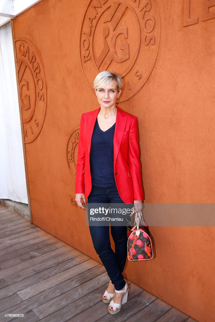 Celebrities At French Open 2015  - Day Fourteen