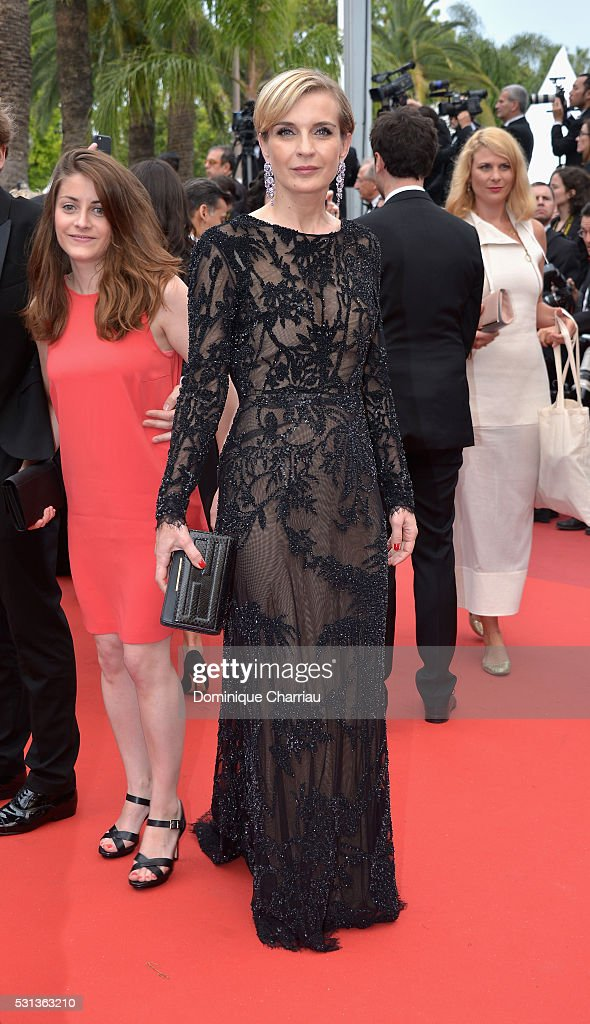 Melita Toscan Du Plantier attends 'The BFG (Le Bon Gros Geant - Le BGG)' premiere during the 69th annual Cannes Film Festival at the Palais des Festivals on May 14, 2016 in Cannes, France.