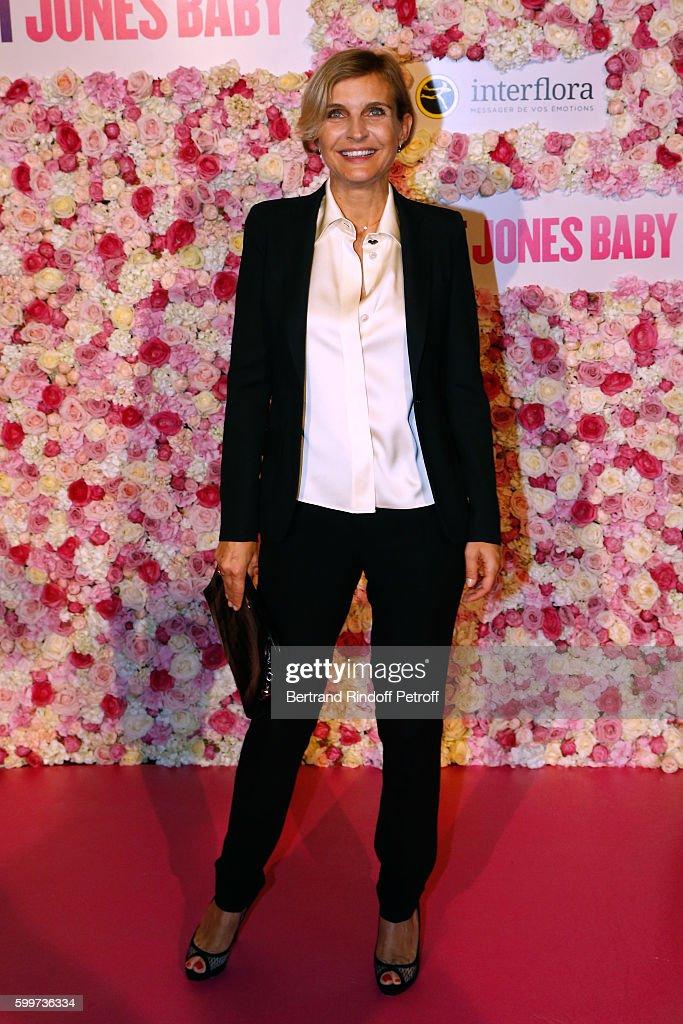"""""""Bridget Jones Baby"""" Paris Premiere At Cinema Le Grand Rex"""