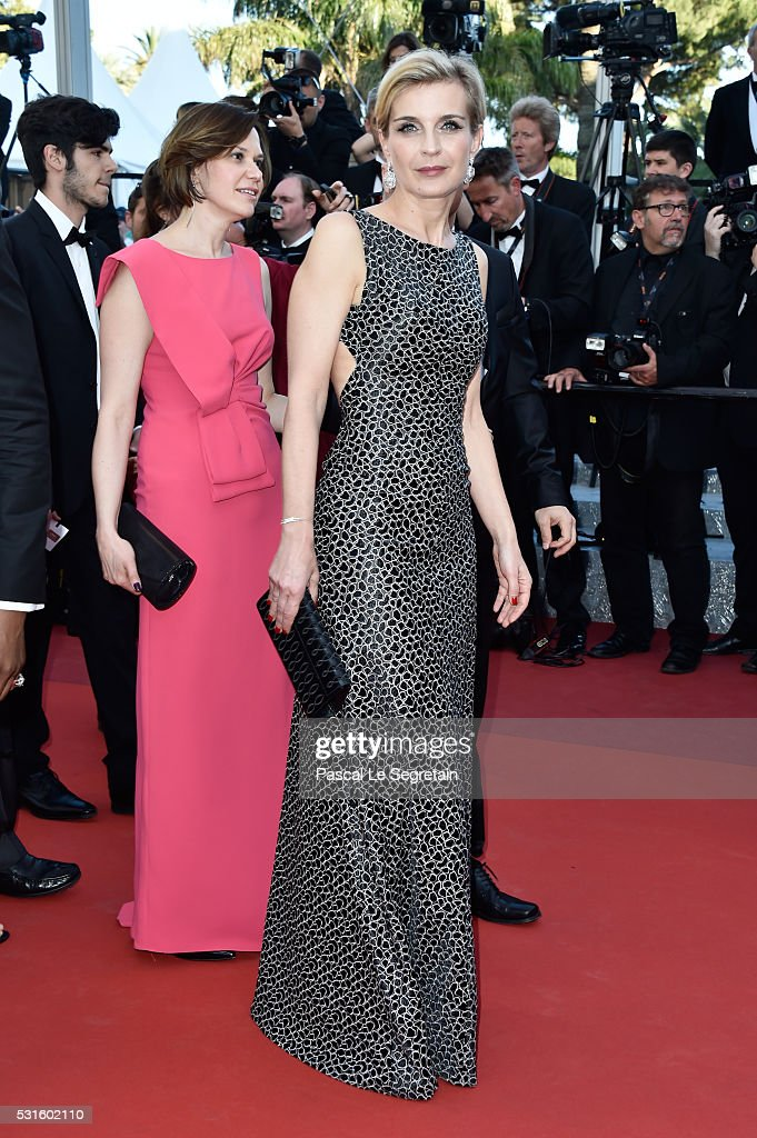 Melita Toscan du Plantier attends the 'From The Land Of The Moon (Mal De Pierres)' premiere during the 69th annual Cannes Film Festival at the Palais des Festivals on May 15, 2016 in Cannes, France.