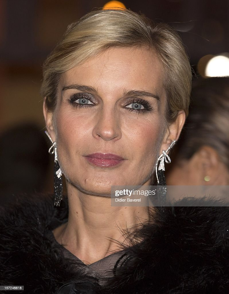 Melita Toscan Du Plantier attends the opening ceremony of the 12th Marrakech international Film Festival on November 30, 2012 in Marrakech, Morocco.