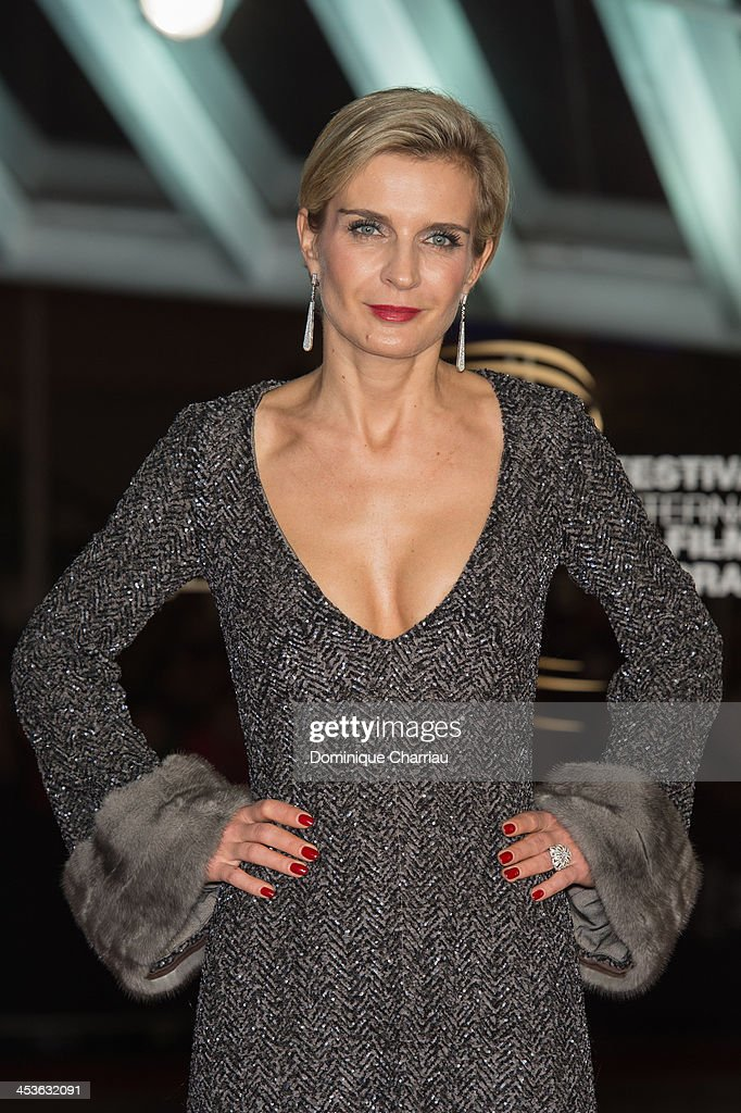 Melita toscan du Plantier attends the 'Waltz With Monica' Premiere At 13th Marrakech International Film Festival on December 4, 2013 in Marrakech, Morocco.