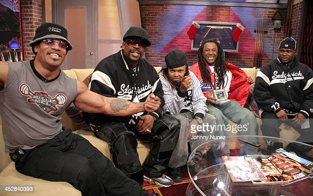 Melle Mel Grandmaster Caz JNicks Busy Bee and Grand Wizzard Theodore