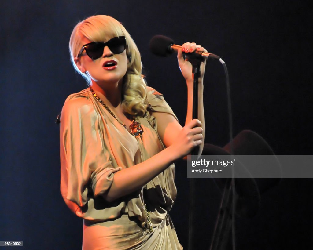 Melody Gardot Performs At London Palladium