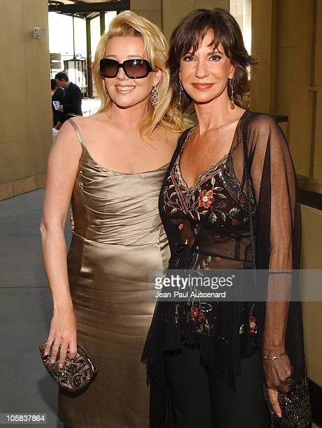 Melody Thomas Scott and Jess Walton during 32nd Annual Daytime Emmy Creative Arts Awards Arrivals at Grand Ballroom at Hollywood and Highland in...