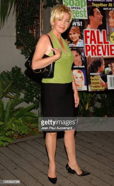 Melody Thomas Scott during 19th Annual Soap Opera Digest Awards Reception Arrivals at White Lotus in Hollywood California United States