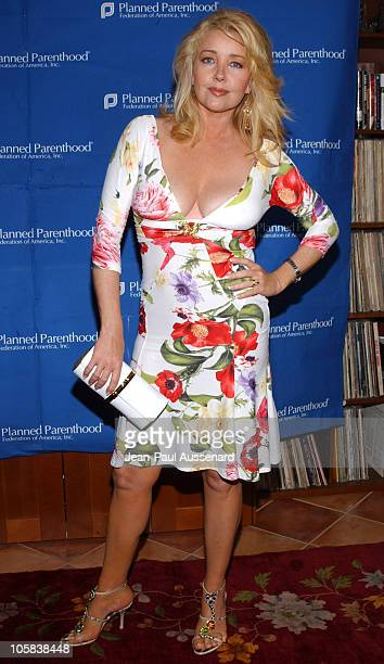 Melody Thomas Scott during Pre Emmy Celebration of The Women of Daytime Television at Private residence in Glendale California United States