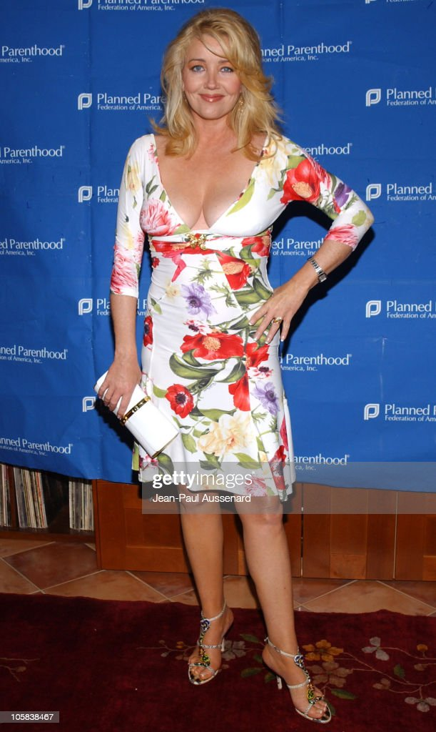 <a gi-track='captionPersonalityLinkClicked' href=/galleries/search?phrase=Melody+Thomas+Scott&family=editorial&specificpeople=206955 ng-click='$event.stopPropagation()'>Melody Thomas Scott</a> during Pre Emmy Celebration of The Women of Daytime Television at Private residence in Glendale, California, United States.