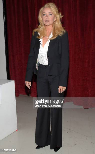 Melody Thomas Scott during 'The Young and The Restless' Celebrate 900 Weeks as The Rated Daytime Drama at CBS Studios in Los Angeles California...