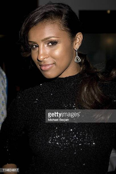 Melody Thornton during BET Awards 2007 Exclusive Creme of the Crop Dinner Party at Mr Chows in Los Angeles California United States