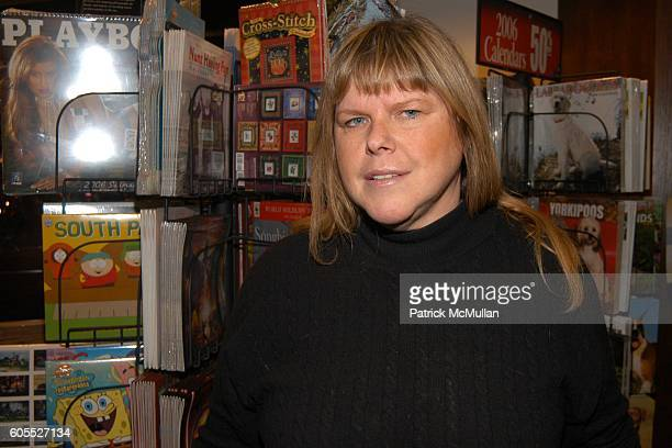 Melody Weir attends Matthew Modine Book Signing for FULL METAL JACKET DIARY at Barnes Noble Book Store on January 4 2006 in New York City