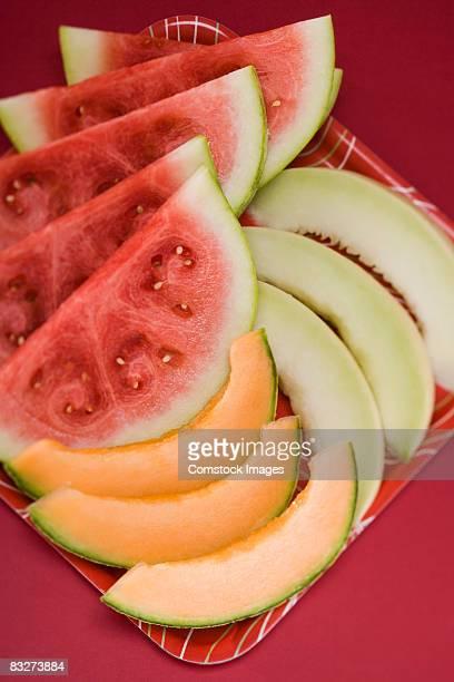 Melon assortment