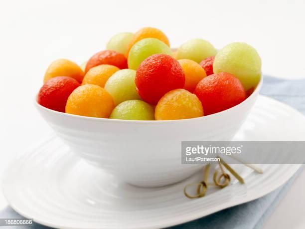 Melonenbällchen