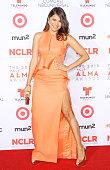 Melonie Diaz arrives at the 2013 NCLR ALMA Awards held at Pasadena Civic Auditorium on September 27 2013 in Pasadena California