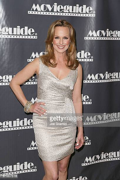 Melora Hardin arrives at the 18th Annual Movieguide Awards Gala at Beverly Wilshire Four Seasons Hotel on February 23 2010 in Beverly Hills California