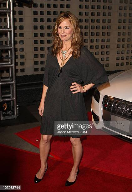Melora Hardin arrives at the AFI Fest opening night gala presentation of 'Lions For Lambs' held at the Cinerama Dome on November 1st 2007 in Los...