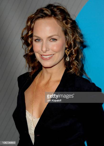 Melora Hardin during NBC TCA Winter Press Tour AllStar Party at Ritz Carlton in Pasadena California United States