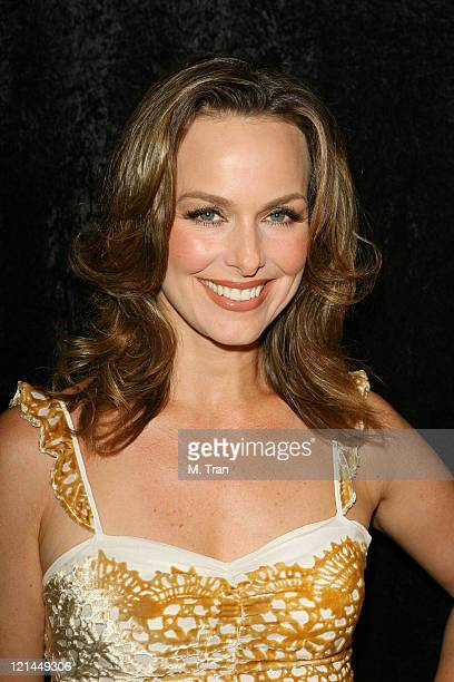Melora Hardin during The 34th Annual Vision Awards at Beverly Hilton in Beverly Hills California United States