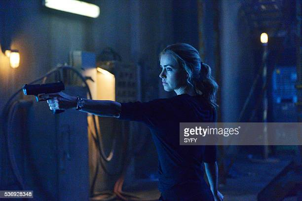 12 MONKEYS 'Meltdown' Episode 207 Pictured Amanda Schull as Cassandra Railly