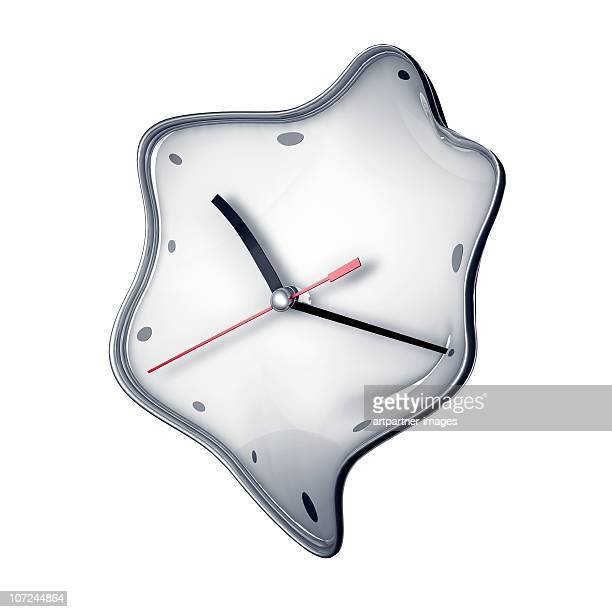 Melting Time, Clock, Watch