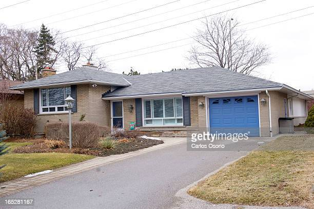 Melton Dr Colonel Harland Sanders of Kentucky Fried Chicken fame stayed in this Mississauaga home for several months a year until his death in 1980...