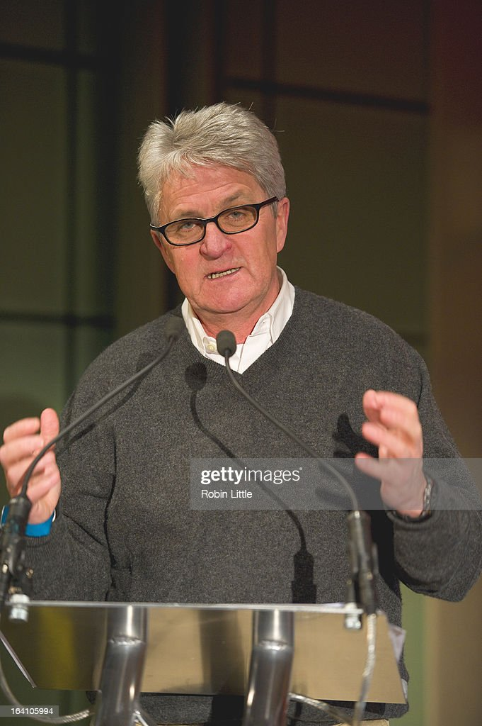 Melvin Benn presents the press launch for Latitude Festival 2013 at BBC Maida Vale Studios on March 19, 2013 in London, England.