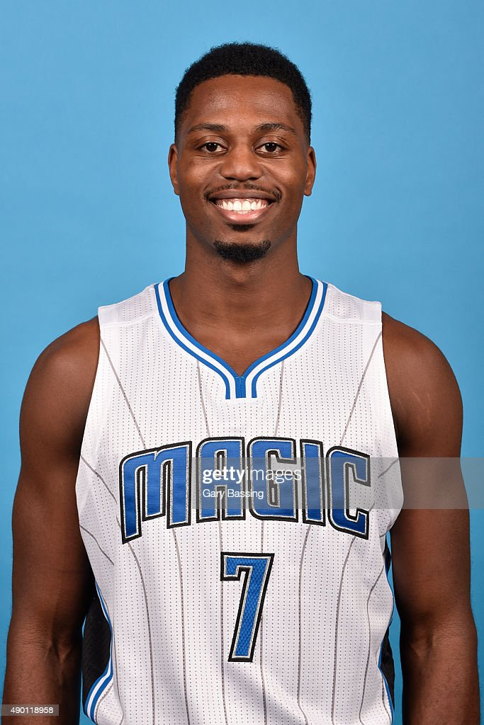 <a gi-track='captionPersonalityLinkClicked' href=/galleries/search?phrase=Melvin+Ejim&family=editorial&specificpeople=7493276 ng-click='$event.stopPropagation()'>Melvin Ejim</a> #7 of the Orlando Magic poses for a headshot during NBA Media Day on September 25, 2015 at Amway Center in Orlando, Florida.