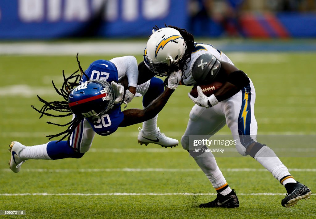 Los Angeles Chargers v New York Giants