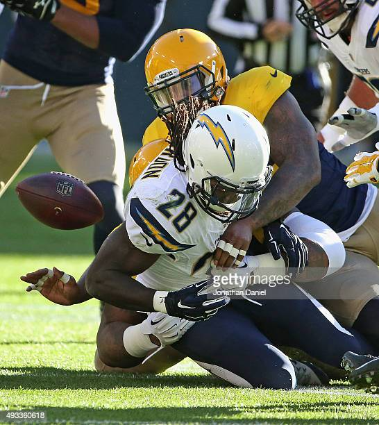 San Diego Chargers Fantasy: Melvin Gordon Stock Photos And Pictures