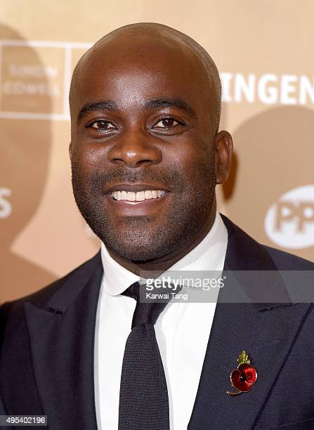 Melvin O'Doom attends the Music Industry Trusts Awards in aid of the Nordoff Robbins charity and BRIT Trust at The Grosvenor House Hotel on November...