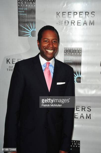 Melvin Smith attends THE 12th ANNUAL KEEPERS OF THE DREAM AWARDS at Sheraton NY Hotel and Towers NYC on April 15 2010