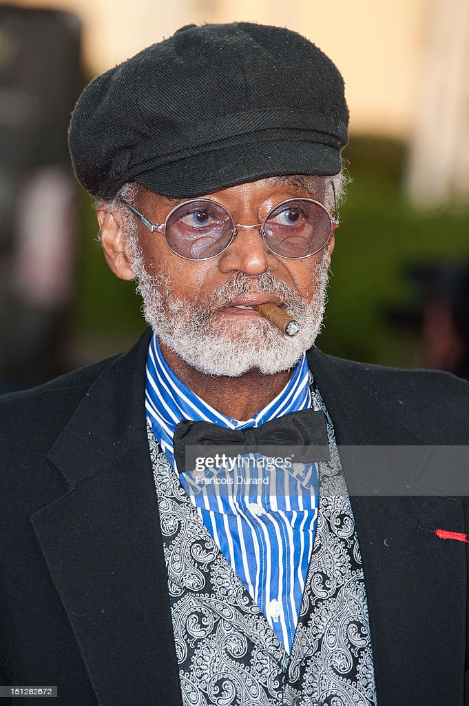 Melvin van Peebles arrives at the 'Lawless' Premiere during the 38th Deauville American Film Festival on September 5, 2012 in Deauville, France.