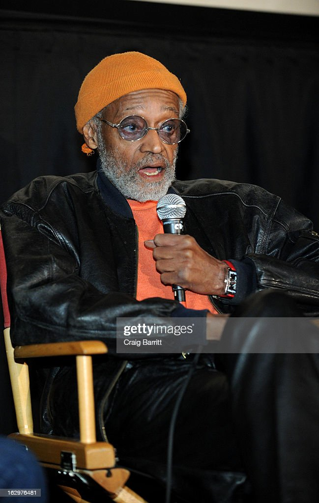 Melvin Van Peebles attends Story of a Three Day Pass during the 2013 First Time Fest at AMC Loews Village 7 on March 2, 2013 in New York City.