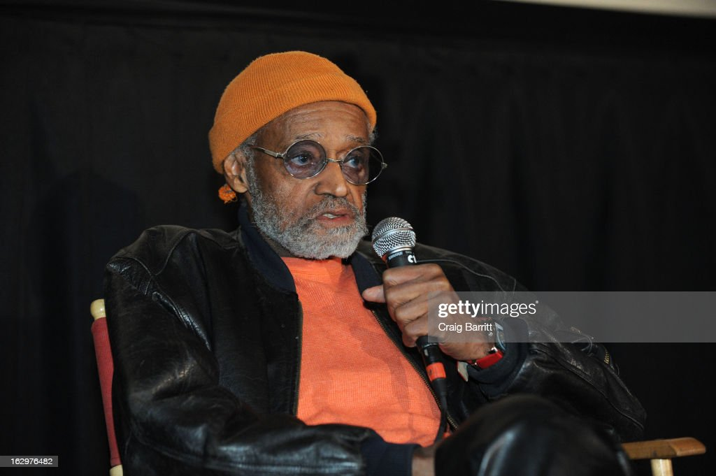 <a gi-track='captionPersonalityLinkClicked' href=/galleries/search?phrase=Melvin+Van+Peebles&family=editorial&specificpeople=209389 ng-click='$event.stopPropagation()'>Melvin Van Peebles</a> attends Story of a Three Day Pass during the 2013 First Time Fest at AMC Loews Village 7 on March 2, 2013 in New York City.