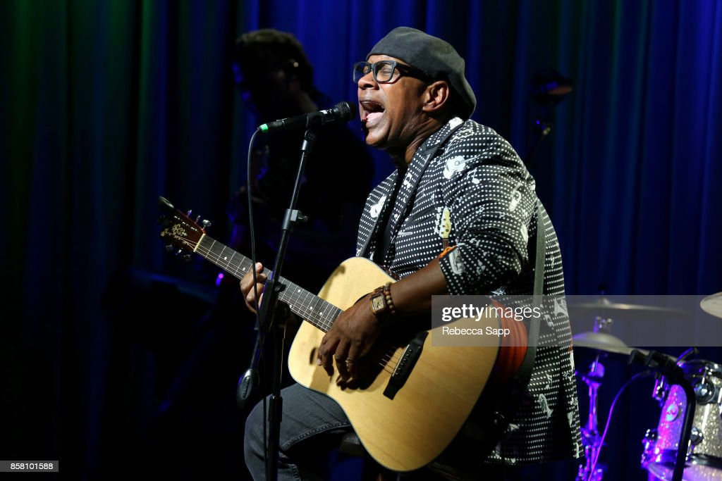 Melvin Williams performs at An Evening With Melvin Williams at The GRAMMY Museum on October 5, 2017 in Los Angeles, California.