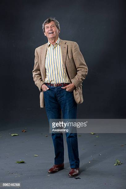 Melvyn Bragg attends the Edinburgh International Book Festival on August 27 2016 in Edinburgh Scotland The Edinburgh International Book Festival is...