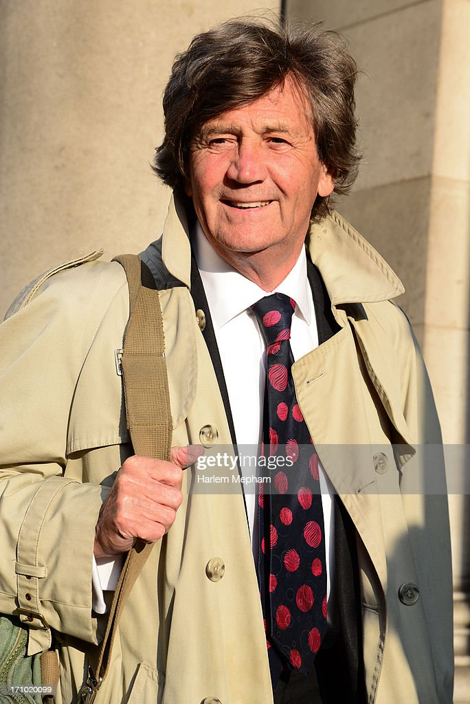 Melvyn Bragg sighted in Westminster on June 20, 2013 in London, England.