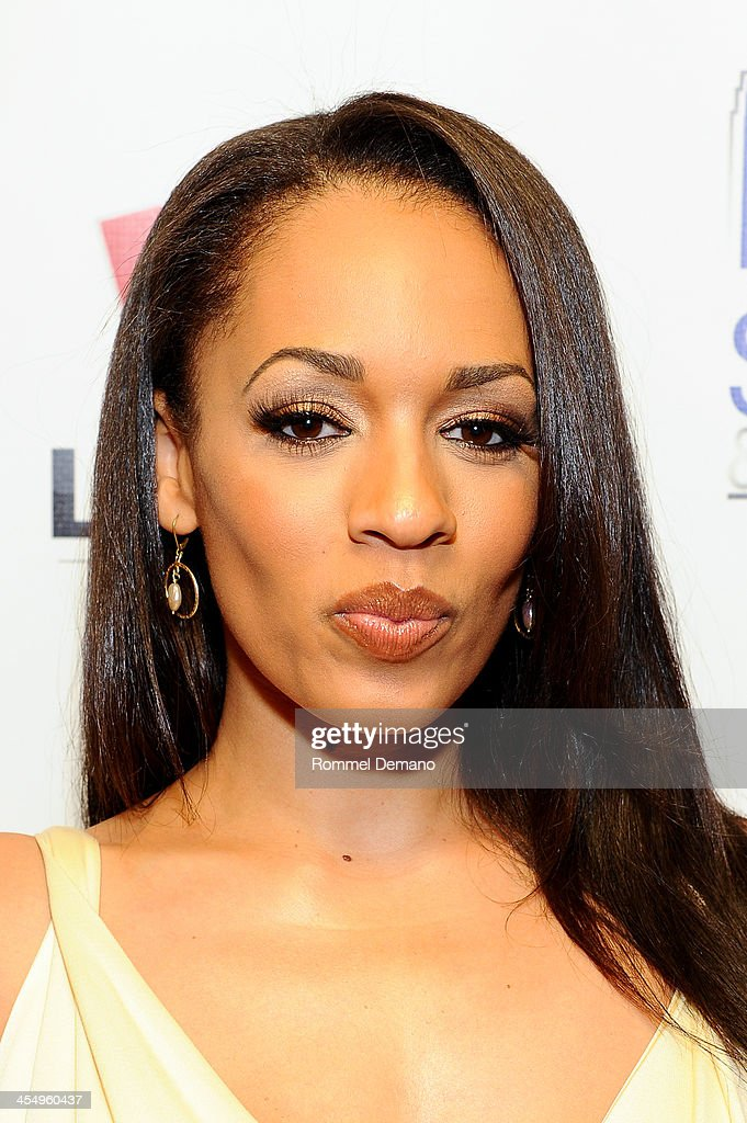 <a gi-track='captionPersonalityLinkClicked' href=/galleries/search?phrase=Melyssa+Ford+-+Entertainer&family=editorial&specificpeople=1433982 ng-click='$event.stopPropagation()'>Melyssa Ford</a> attends the season premiere of 'Blood, Sweat and Heels' at Kristalbelli on December 10, 2013 in New York City.
