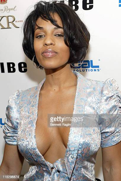 Melyssa Ford during Cheryl Fox Spencer 'A Spirit of the Soul' Photo Exhibit Hosted By Sean 'P Diddy' Combs and Crown Royal XR at The West Side Loft...