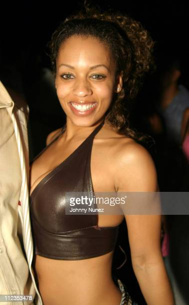 Melyssa Ford during Roc Digital's Rocbox Launch Party at Sky Bar at The Shore Club in Miami Florida United States