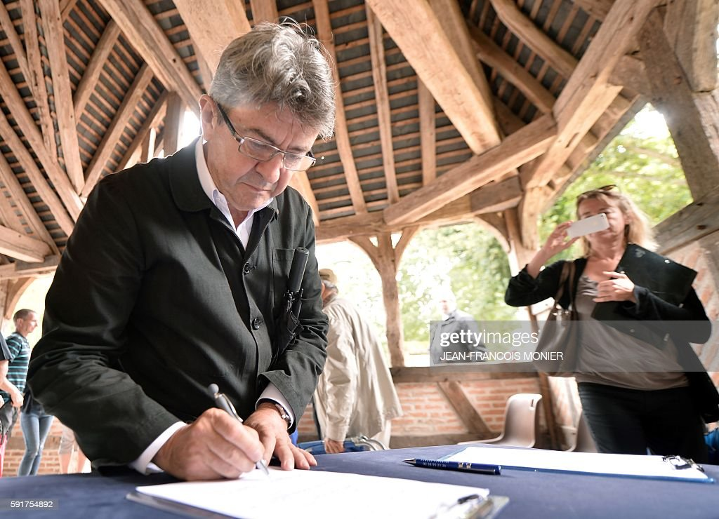 Member of European Parliament for the French leftist Parti de Gauche founder of the La France Insoumise movement and candidate for the 2017 French...