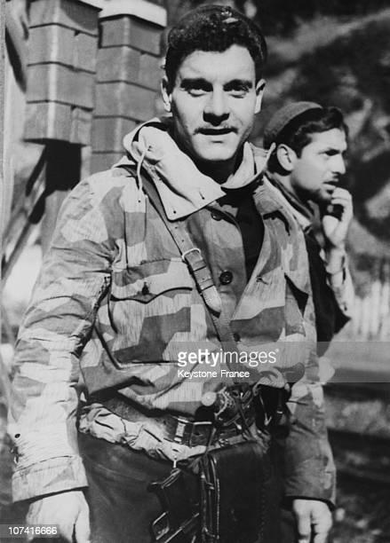 Member Of Italian Resistance Movement During World War Ii