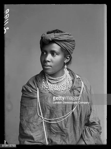 A member of The African Choir London 1891 The choir drawn from seven different South African tribes toured Britain from 1891 to 1893 to raise funds...
