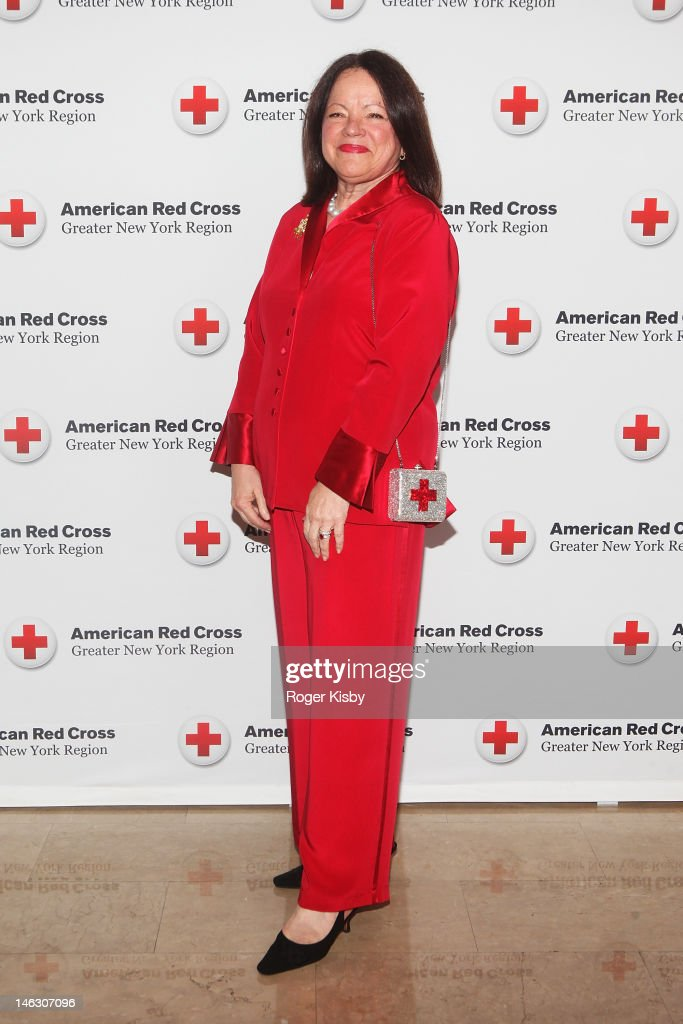 Member of the National American Red Cross Board of Governors Ann Kaplan attends the 2012 New York Red Cross Ball at The Plaza Hotel on June 13, 2012 in New York City.