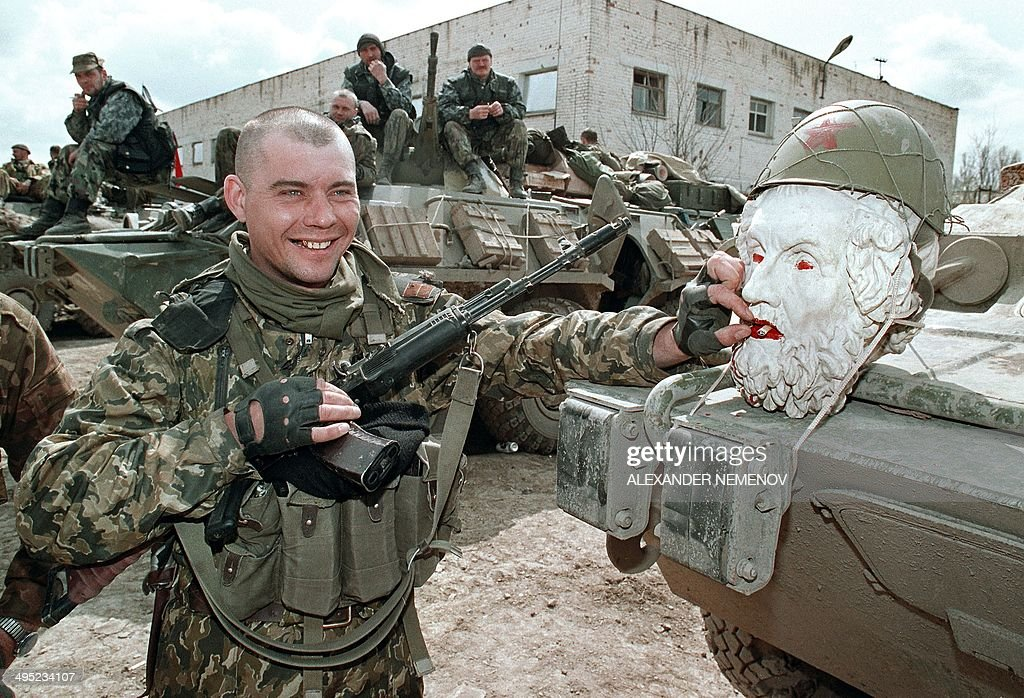 Russian Army Entered 65