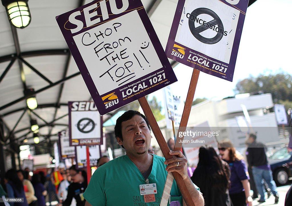 SEIU BUDGET CUTS PROTEST 11040701 TEO | Political Buzz - The News ...