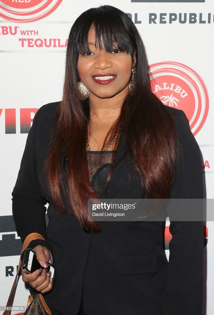 SWV member singer Leanne 'Lelee' Lyons attends VIBE's 20th Anniversary Celebration and Inaugural Impact Awards at the Sunset Tower Hotel on February 8, 2013 in West Hollywood, California.